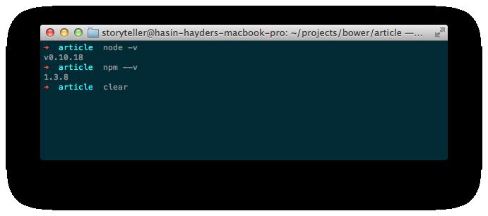 node-npm