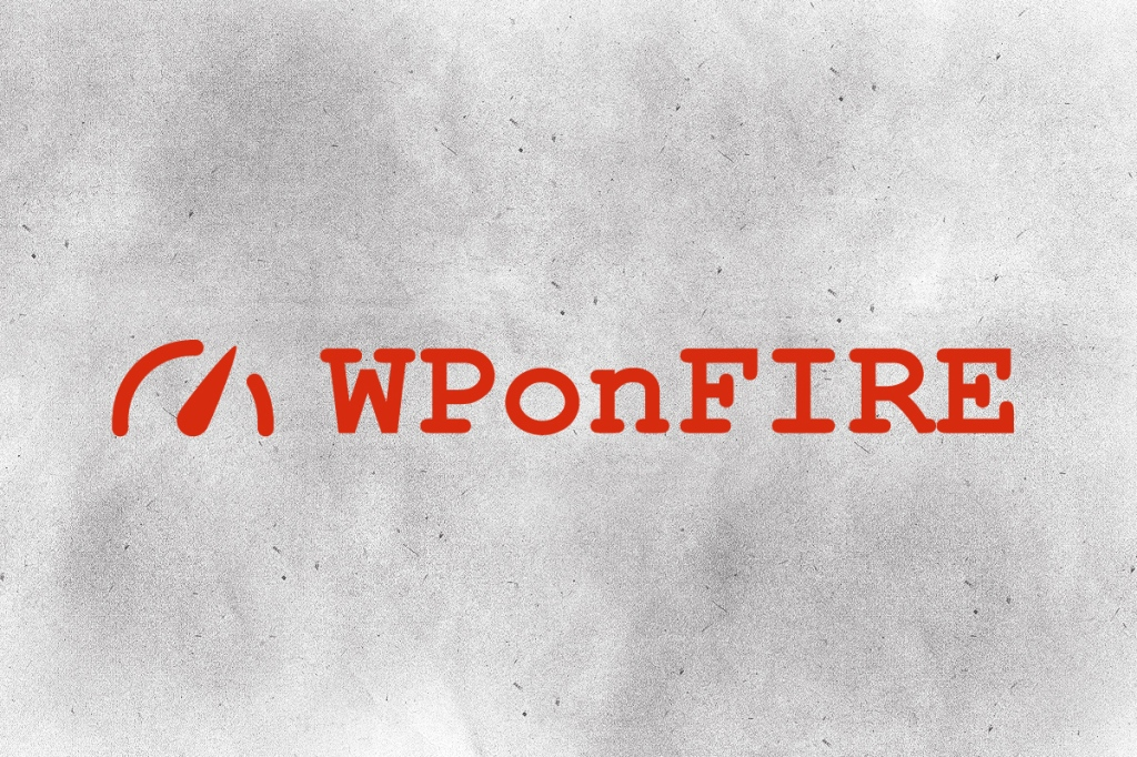 WPonFIRE Premium WordPress Hosting for Everyone